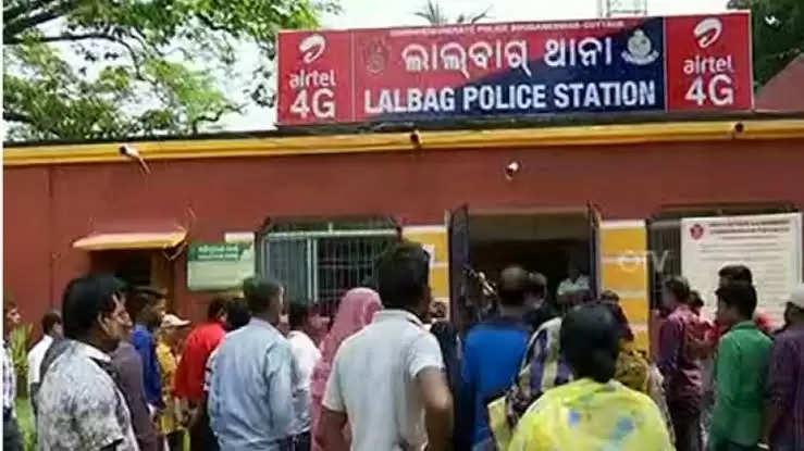Lalbag police station