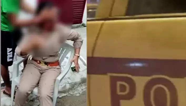 Mahila police