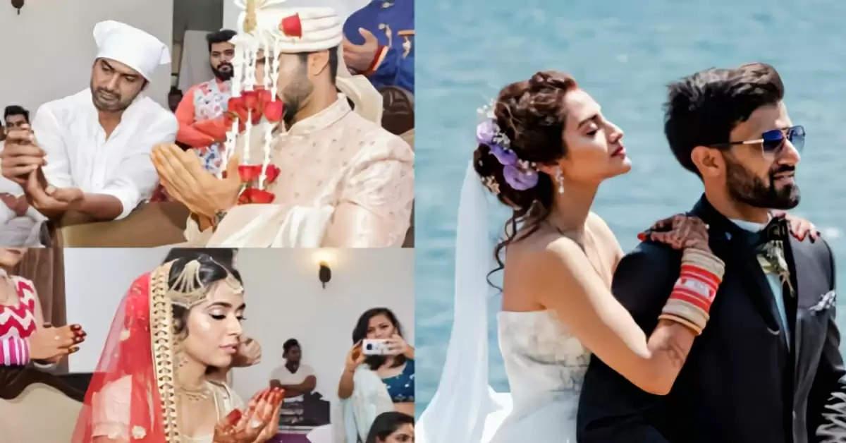 Shivam dube marriage