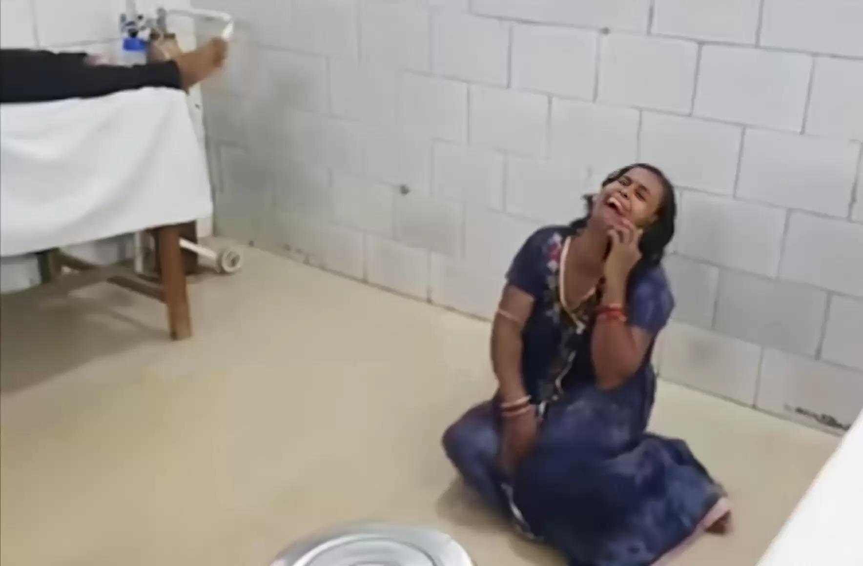 Victim mother