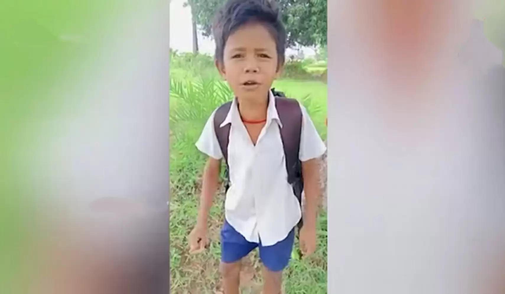 Viral boy