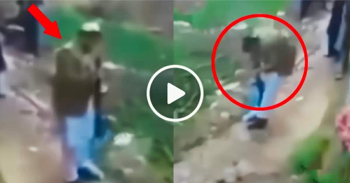 Talibani shoots himself