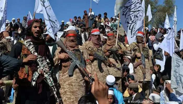 Against taliban