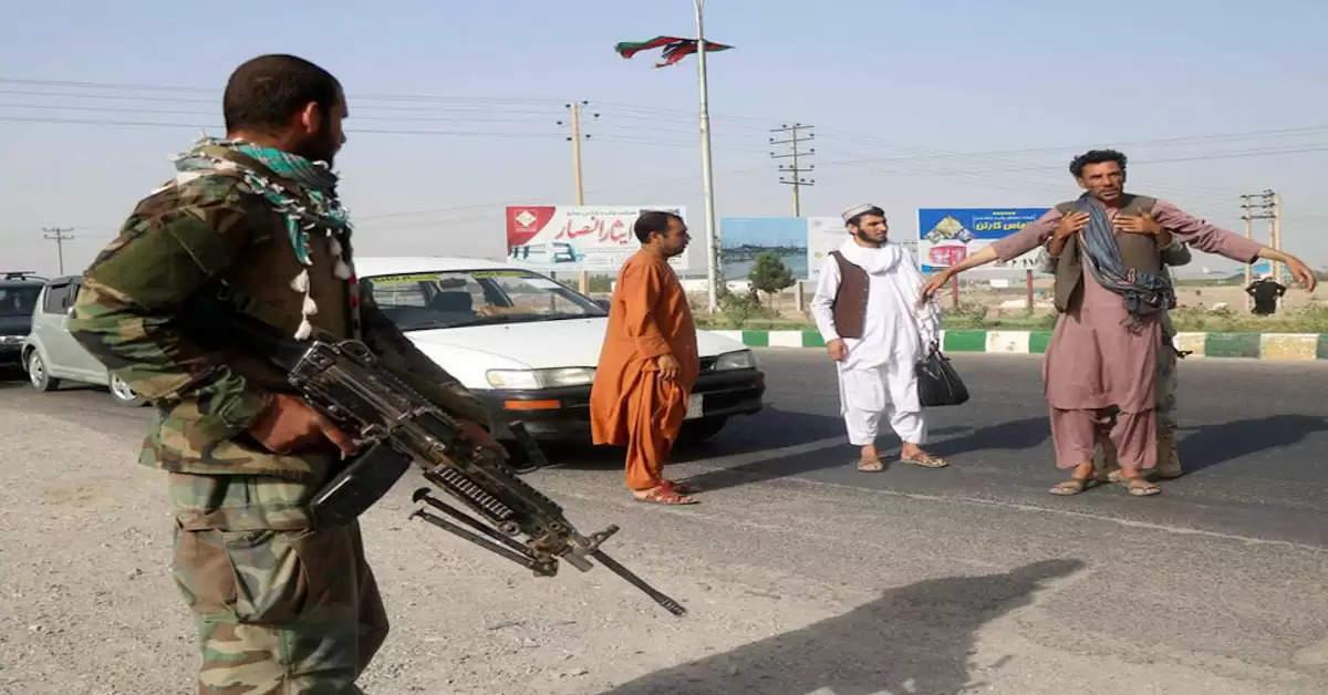 taliban crime