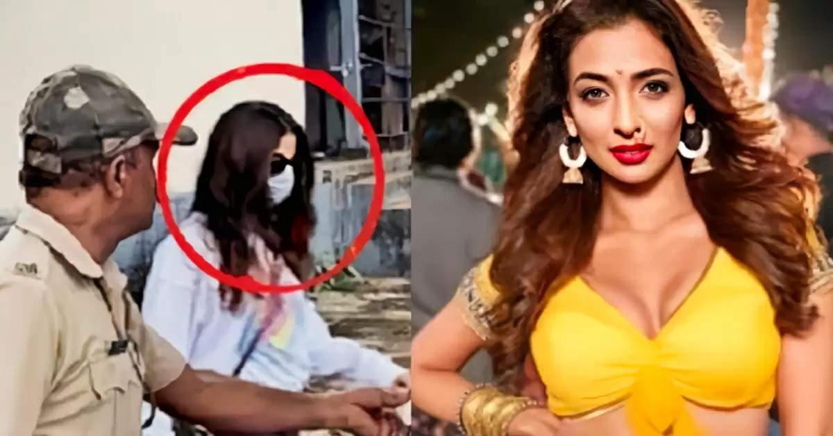 Hina panchal arrested