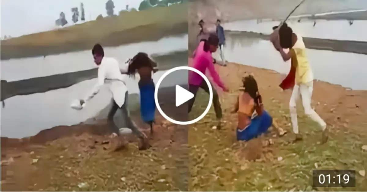 Girls beaten by family